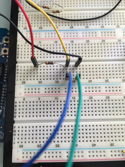 Adding an Analog Sensor on nRF52 — Apache Mynewt latest