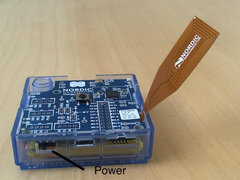Developing an Application for an Onboard Sensor — Apache